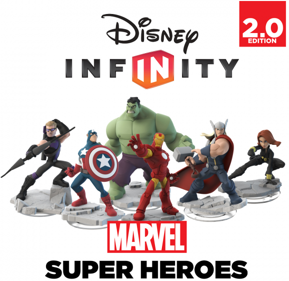 Disney Infinity 2.0 Marvel Super Heroes Multilenguaje ESPAÑOL PC