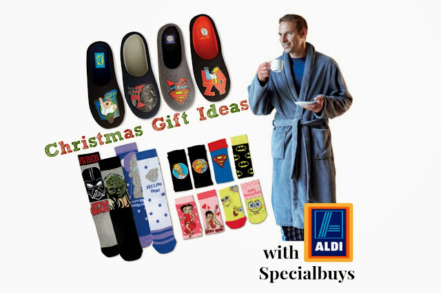 Christmas Gift Ideas with Aldi Specialbuys