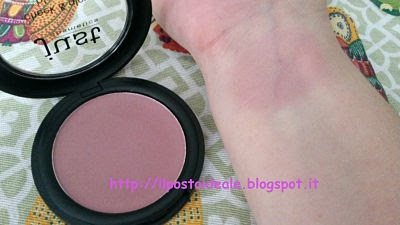 Just Cosmetics Cheek&Glow blusher  Col. 060 Cinnamon