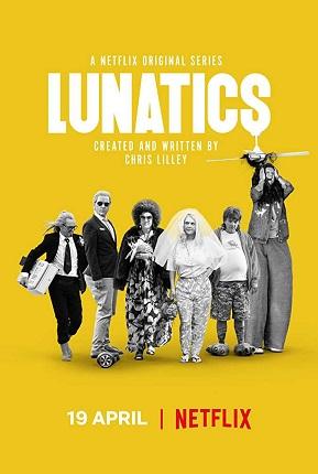 Lunatics S01 Complete Hindi 2.3GB HDRip 720p Download