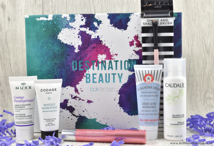 Lookfantastic Beauty Box März Inhalt