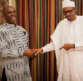 24 hours power supply will be enjoyed by Nigerians if Buhari is re-elected - Rotimi Amaechi