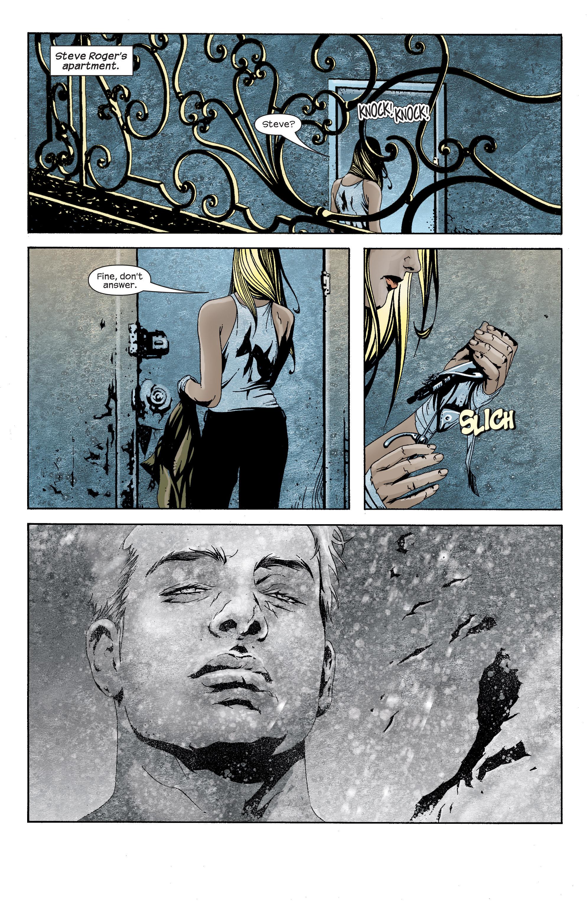 Captain America (2002) Issue #13 #14 - English 3