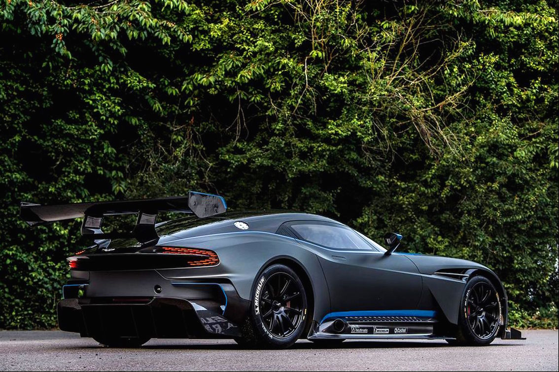 FAB WHEELS DIGEST (F.W.D.): 2015 Aston Martin Vulcan