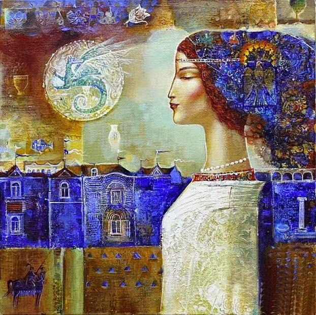 PINTURA Y- ARTE: VALERI TSENOV