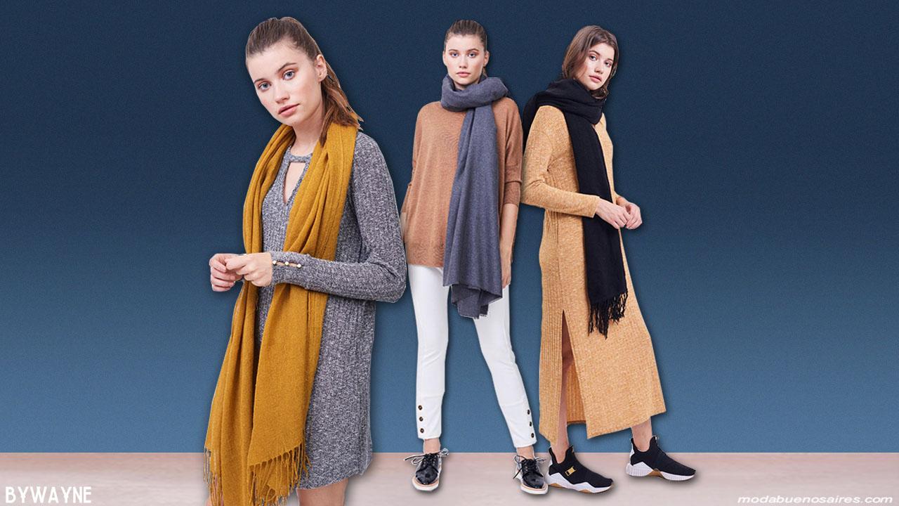 Moda otoño invierno 2019. Ropa de mujer moda otoño invierno 2019.