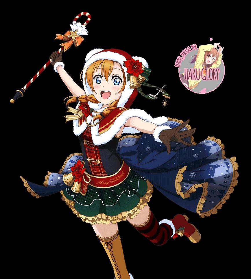 Kousaka Honoka 21 (navidad)
