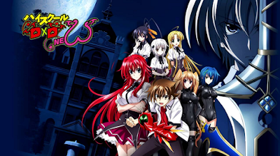 Download HighSchool DxD New BD Episode 1-12 End Subtitle Indonesia