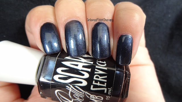 Hot for Creature Polish by pretty Scary Cosmetics