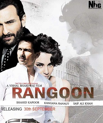 Rangoon Full Movie Download (2017) Full HD mp4