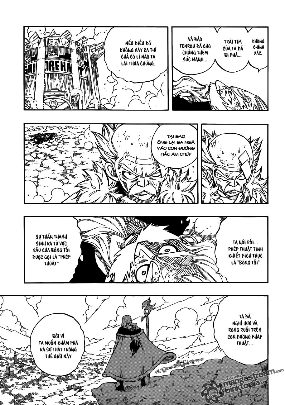 Fairy Tail chap 249 trang 10