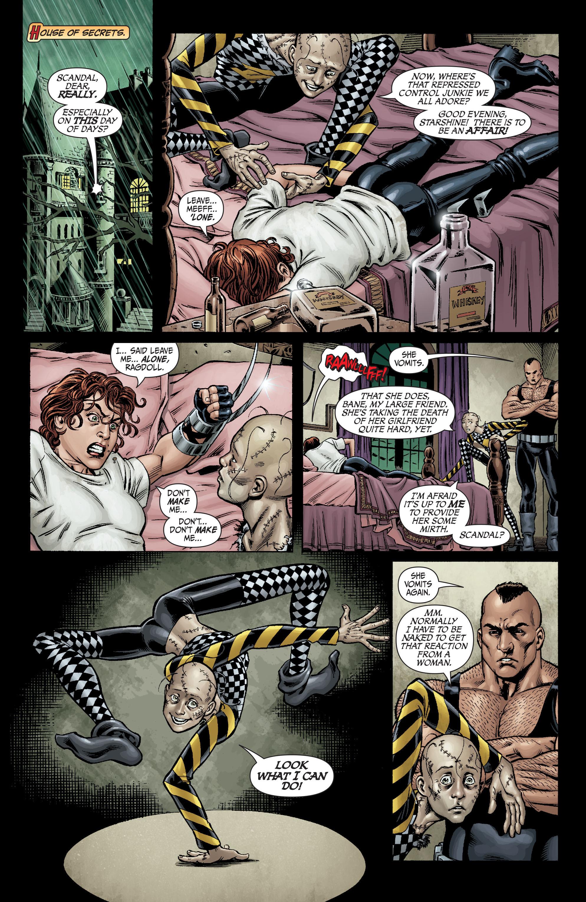 Read online Secret Six (2008) comic -  Issue #1 - 12