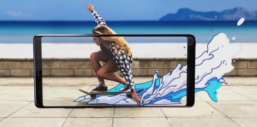 Canzone Pubblicità NOTE 8 'Fai le cose in grande' Samsung NUOVO Spot2017