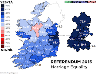 Irish Political Maps January - Ireland political map
