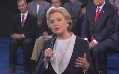 Tumbangnya Hillary Clinton