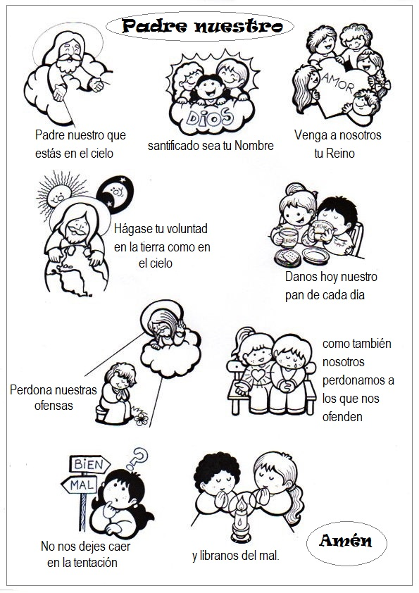 La Catequesis El Blog De Sandra Recursos Catequesis
