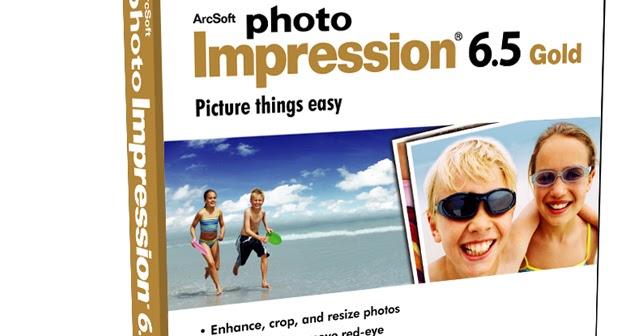 serial arcsoft photoimpression 6.5