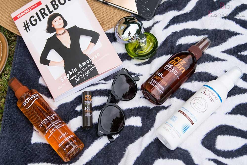 5 Summer Essentials Beauty Titelbild