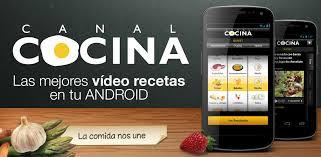 App canal cocina