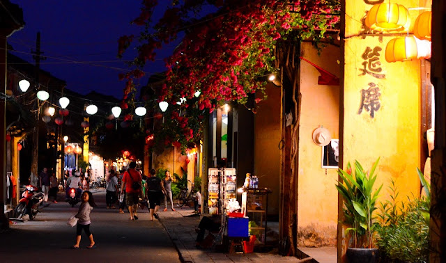 What city in Vietnam will be an ideal travel destination for you? 4
