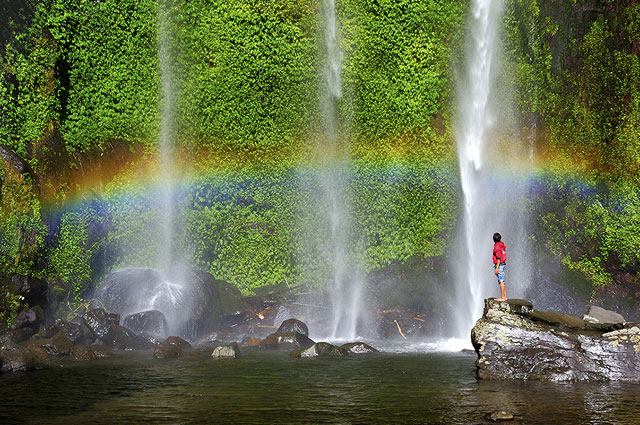 Air Terjun Curub Embun