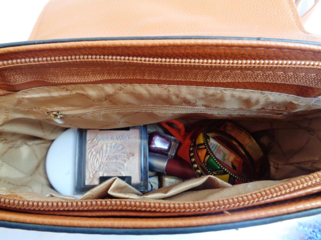 Spacious Sling Bag