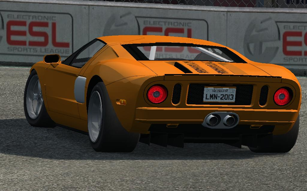 Fbm Ford Gt Work Only On 6e Version Lm
