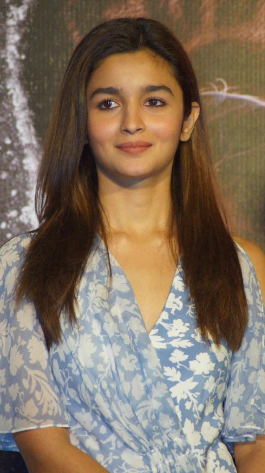 Alia Bhatt Unseen So Hot Photos In Blue Dress