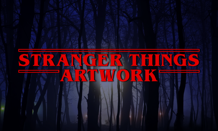 Stranger Things Artwork