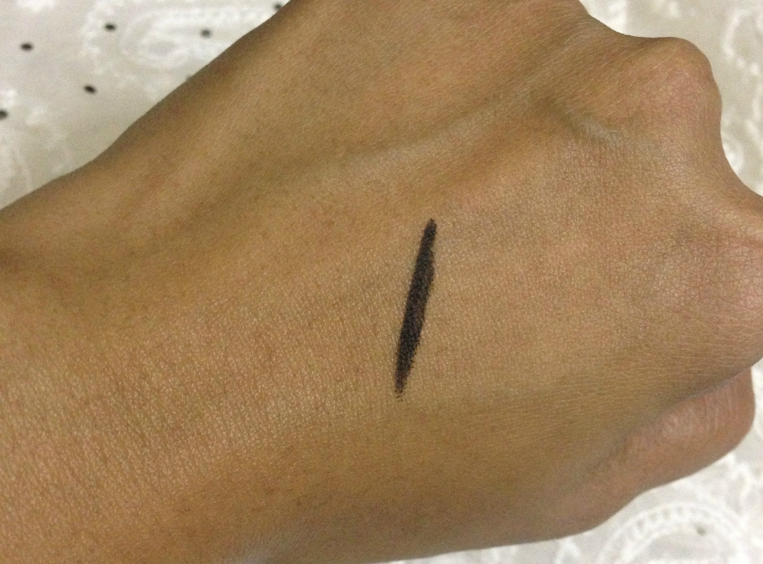 Revlon Eyeliner Pencil Swatches And  Review