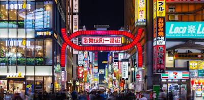 Kota Metropolitan Tokyo