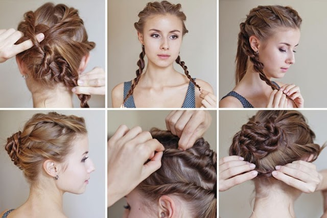 Cute Hairstyles For School | Quick And Easy Hairstyles For School