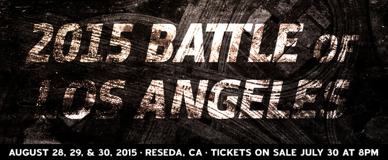 PWG Battle of Los Angeles 2015