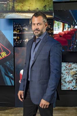 Agno, personagem de Malvino Salvador em 'A Dona do Pedaço', é um empresário bem-sucedido que guarda um segredo — Foto: TV Globo/João Miguel Jr.