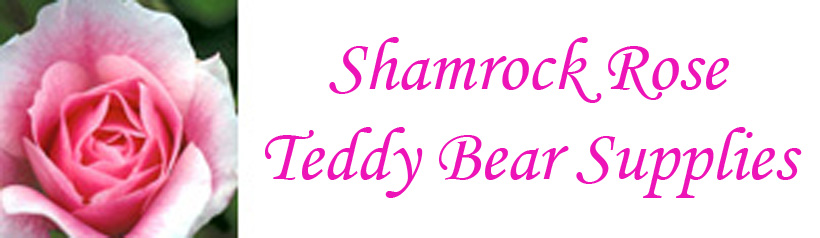 Shamrock Rose Teddy Bear Supplies