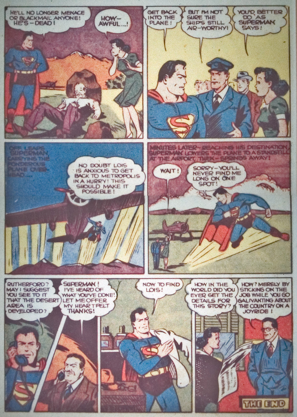Read online World's Finest Comics comic -  Issue #1 - 15