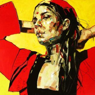 Движущая сила искусства. Anna Bocek