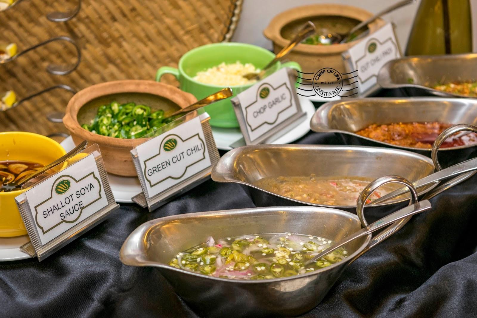 Asian Hotpot Buffet Dinner & Free Flow Beer @ Sunway Hotel, Georgetown, Penang