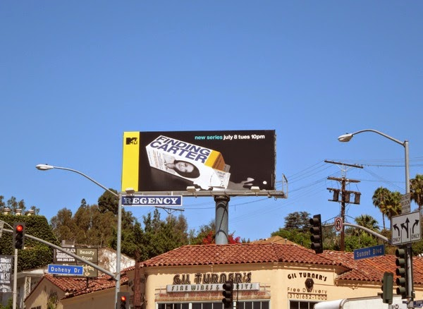 Finding Carter season 1 billboard