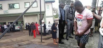 Gunmen Storm Imo High Court to Rescue Notorious Criminal Facing Trial