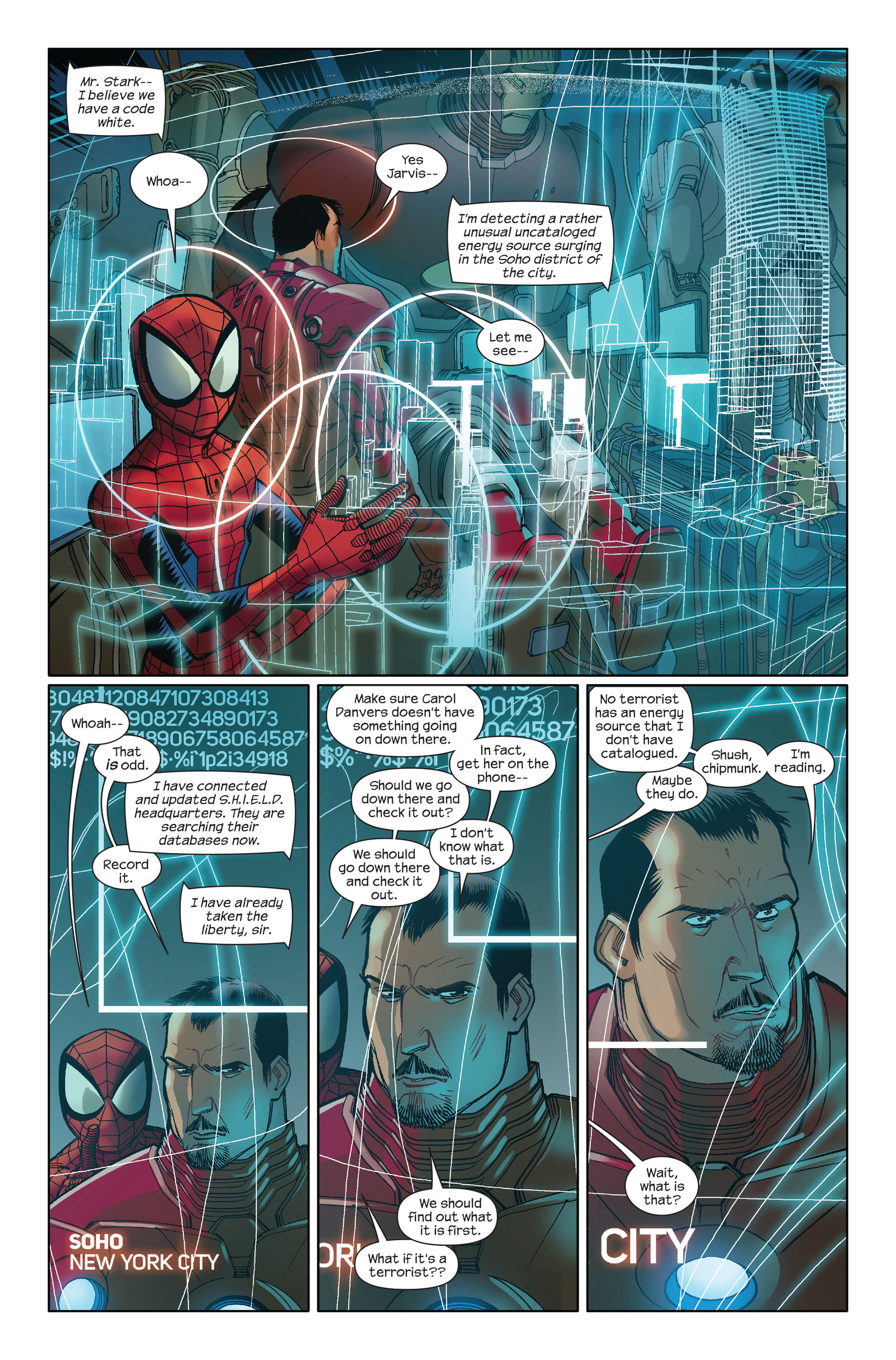 Read online Ultimate Spider-Man (2009) comic -  Issue #153 - 15