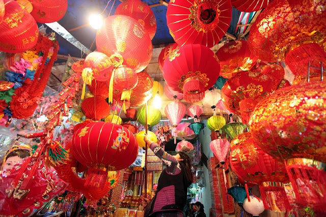 How was the Lunar New Year in Vietnam? 1