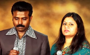 Intha Maan Song in Karaoke BY Majuran & Soumi