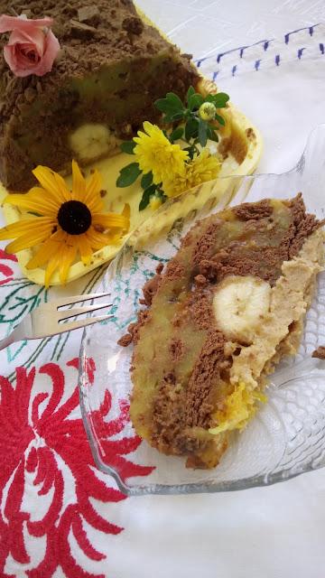 Posna mozaik torta