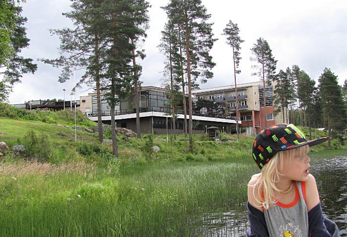 Hotelli Peuranka Peurangan Hotelli kylpylähotelli Peuranka majoitus