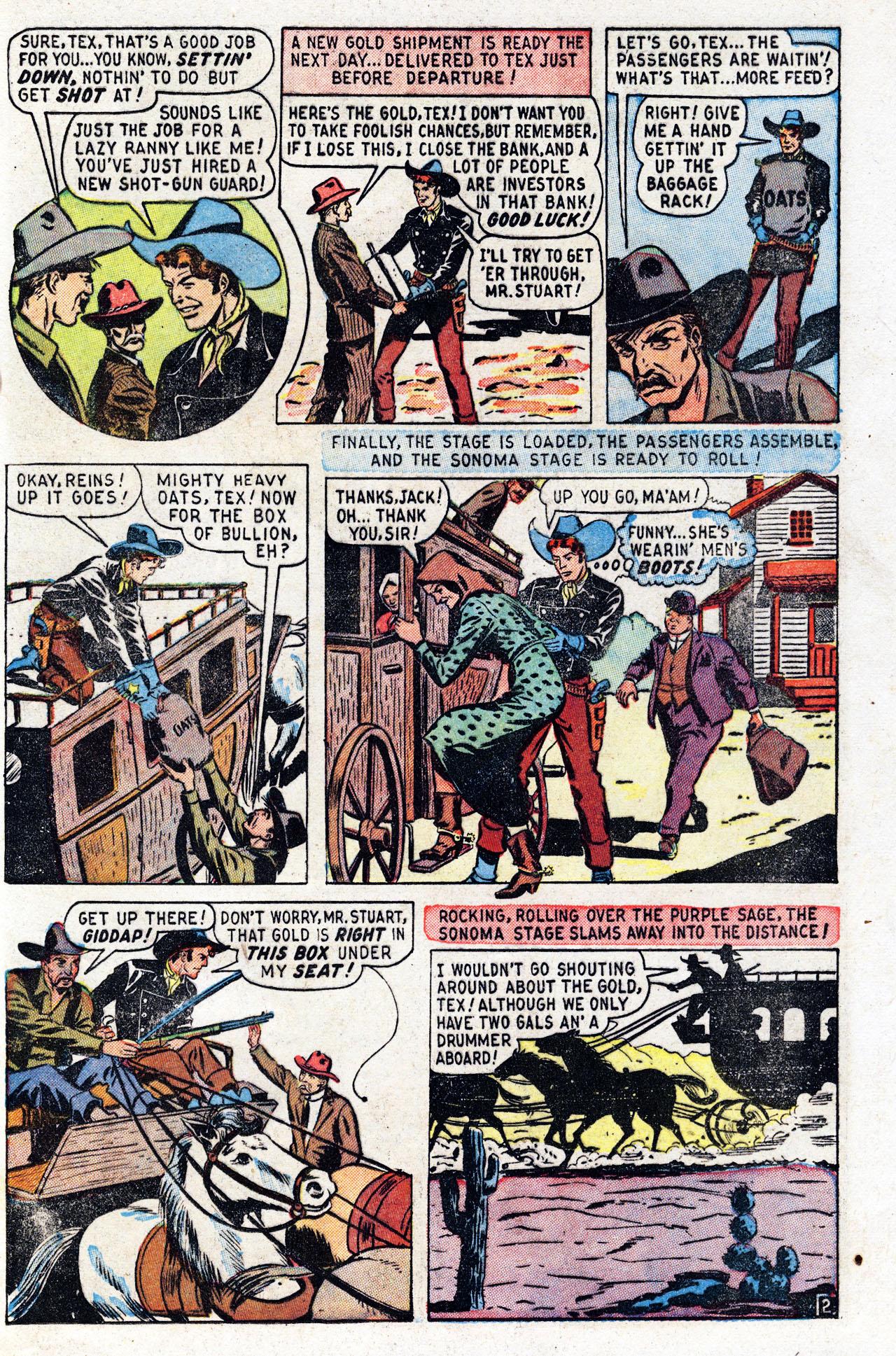 Read online Two-Gun Kid comic -  Issue #6 - 21