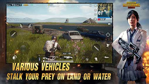 Pubg Mobile Update First Person Emotes Armory And More: PUBG Mobile 0.6.0 [Official/Eng] Apk + Data For Android