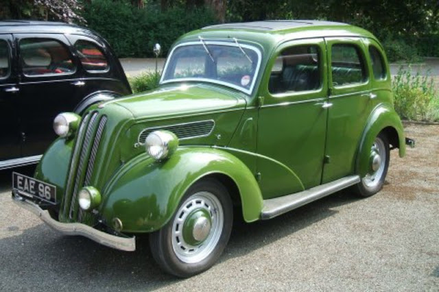 1938 Ford 7W Ten pictures gallery