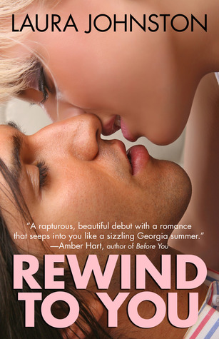 Rewind to You is Laura Johnston's debut book and gets 3 out of 5 stars. She is a clean YA/Teen Romance writer. This is a fun light summer read. Alohamora Open a Book http://alohamoraopenabook.blogspot.com/
