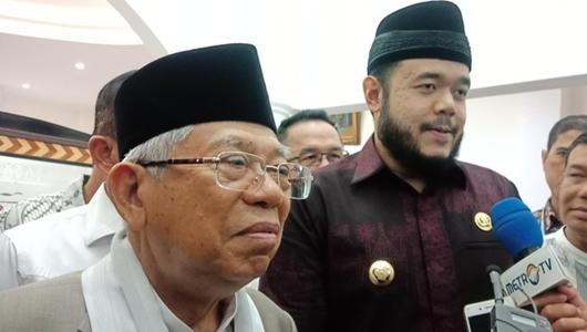 Wali Kota Padang Panjang Siap Menangkan Jokowi-Ma'ruf